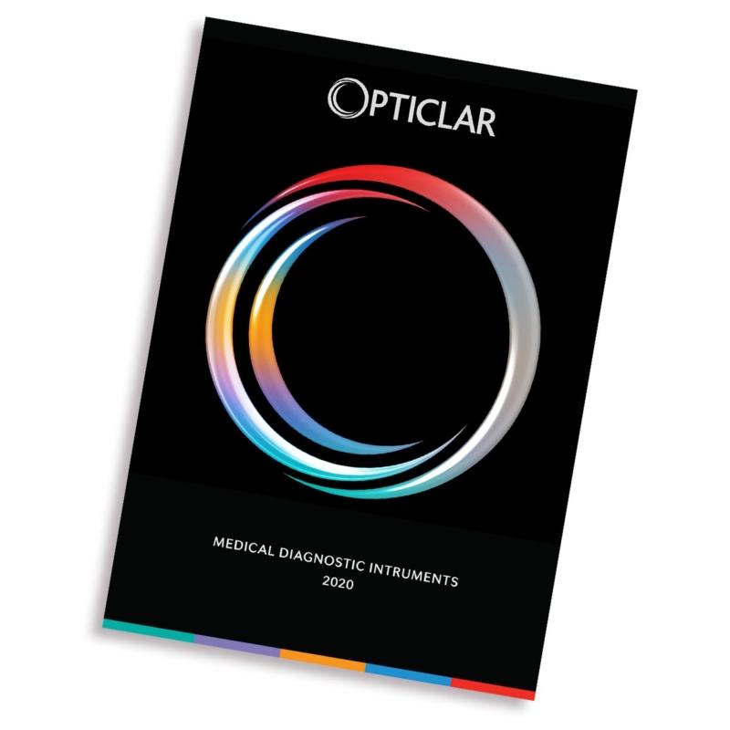 The Opticlar 2020 Product Catalogue