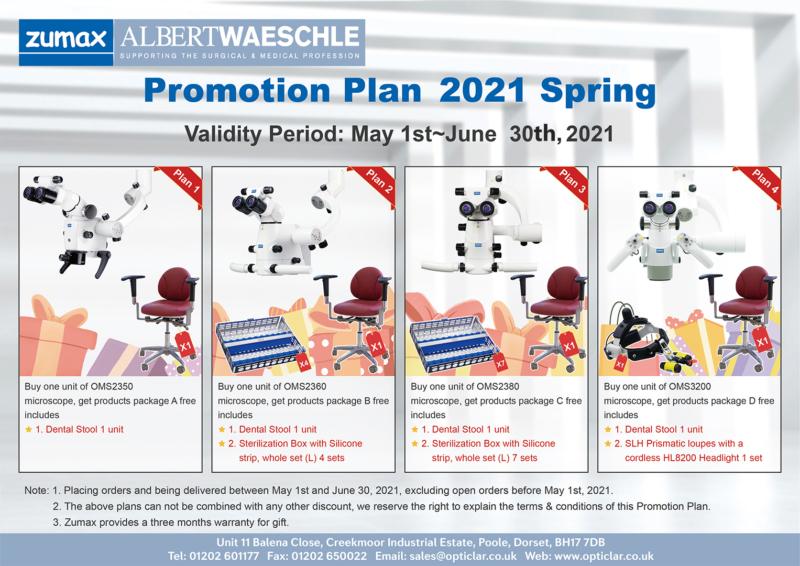 Dental-microscopes-spring-promotion